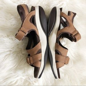 Swiss Toning Rocker MBT Sandals size 9/9.5